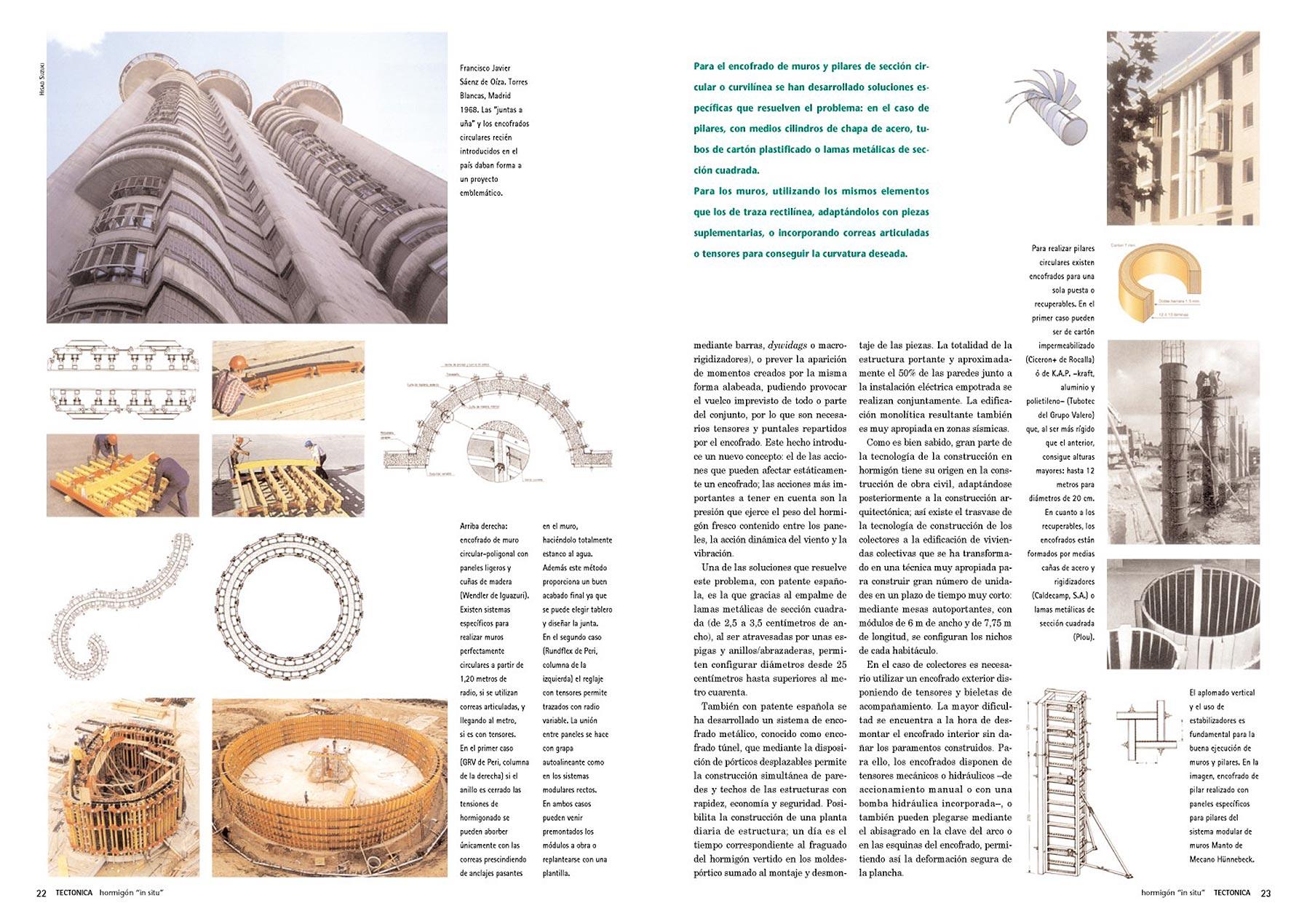 Tect nica los art culos en la revista for Articulos sobre arquitectura