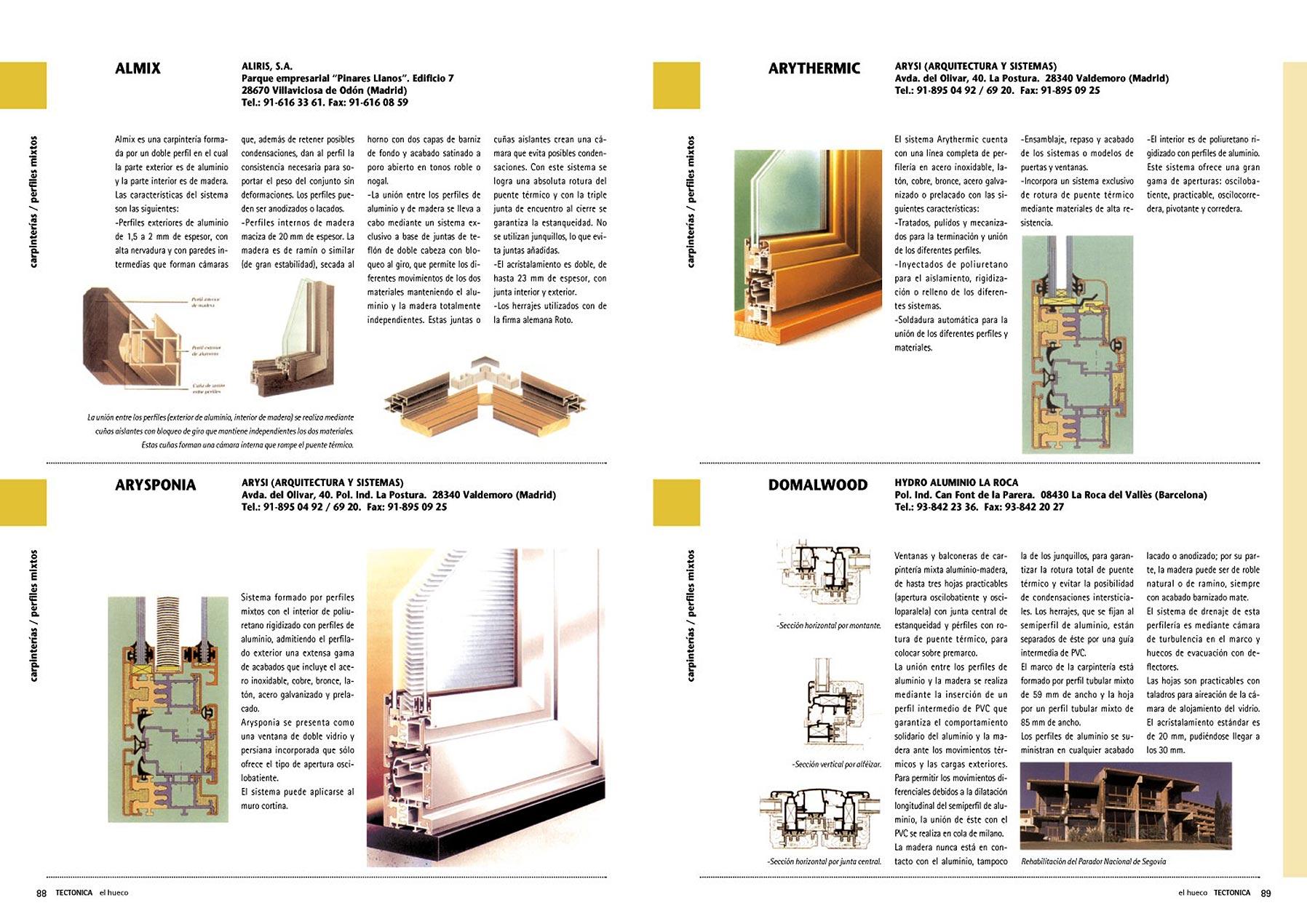 Tect nica los art culos en la revista for Articulos de arquitectura 2015